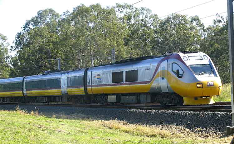 Australia Rail Pass | Queensland Rail trains