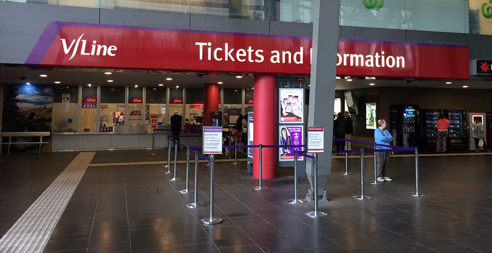 This week (23–31 January 2016) there is no need to queue up at a ticket counter to buy your ticket.